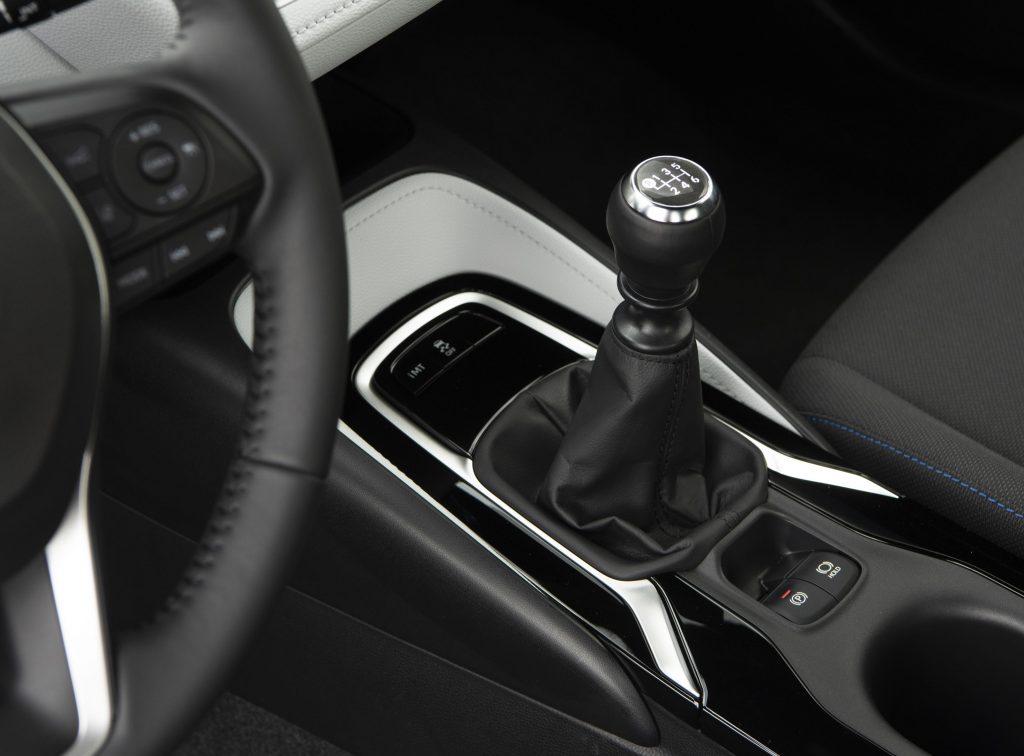 2020 Toyota Corolla Manual Transmission