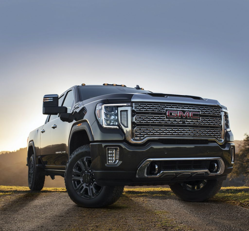 The 2021 GMC Sierra 1500