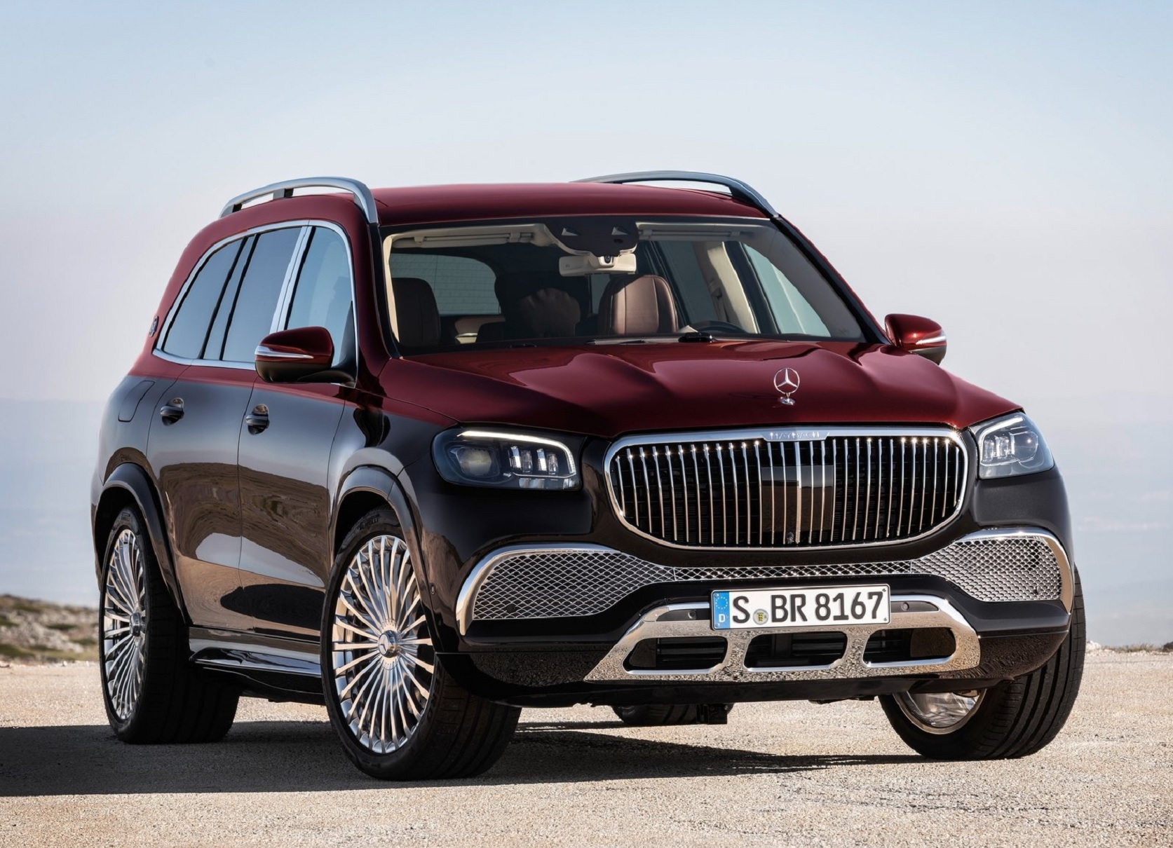 The 2021 Mercedes-Maybach GLS 600 Is the Most Expensive ...