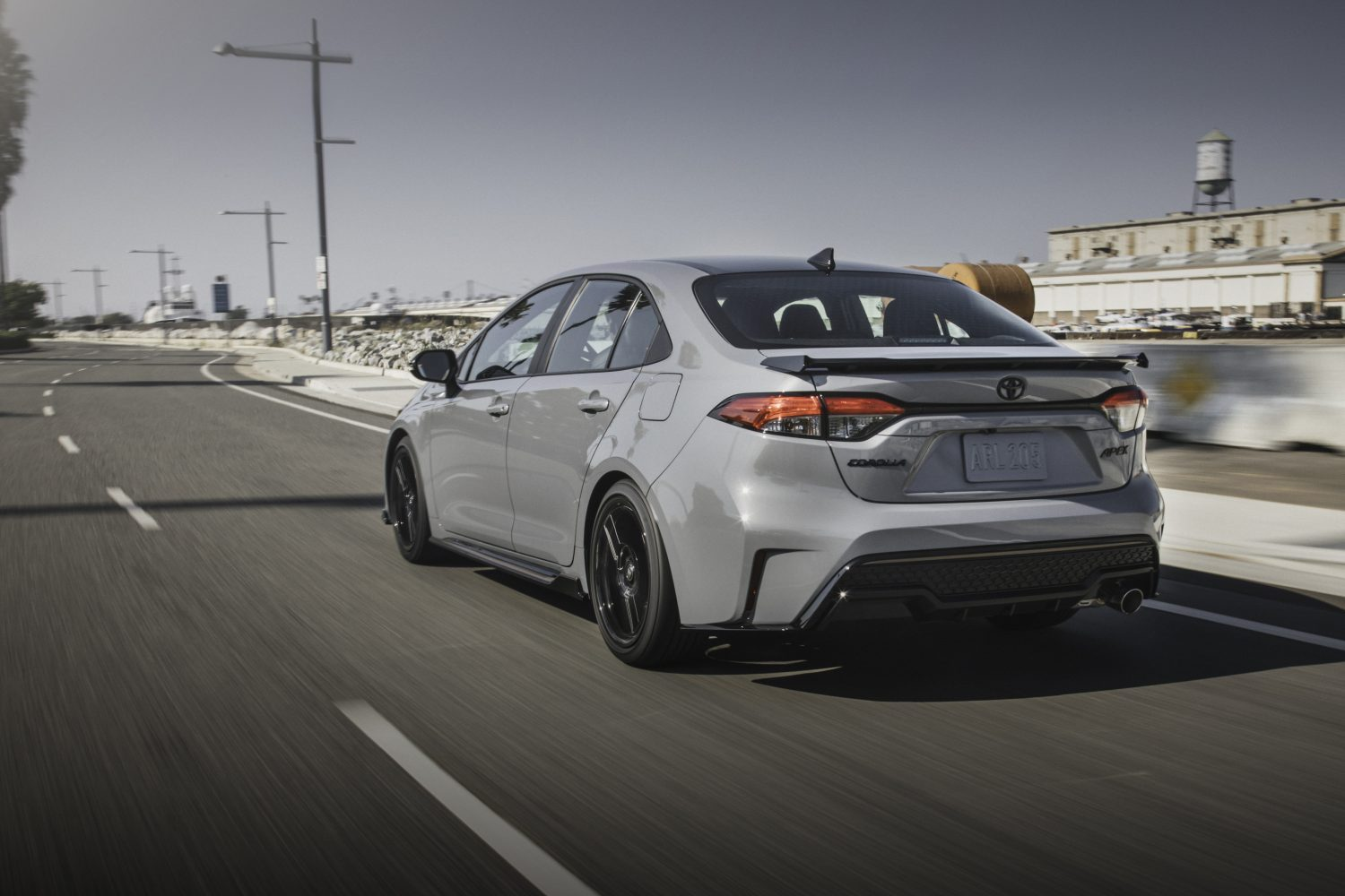 The 2021 Toyota Corolla Apex Didn't Live up To the Hype