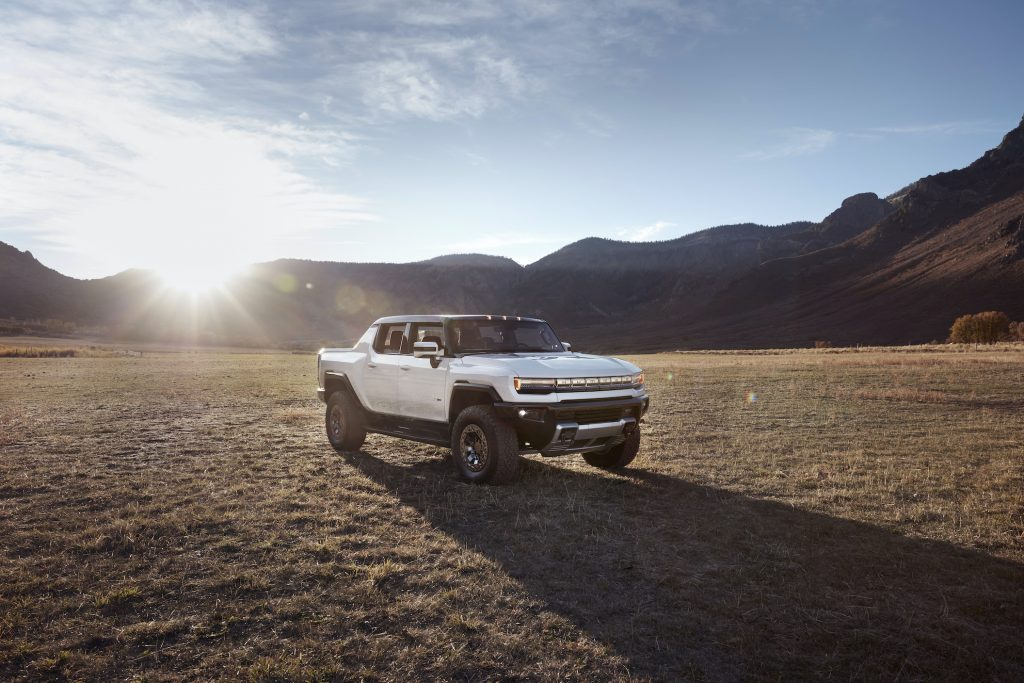The GMC HUMMER EV is driven by next-generation EV propulsion