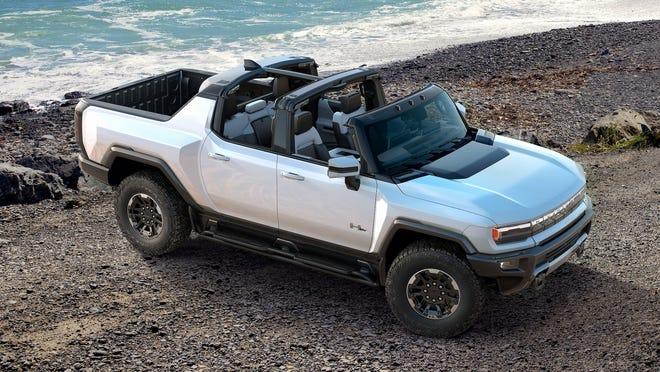 2022 GMC Hummer EV | GM