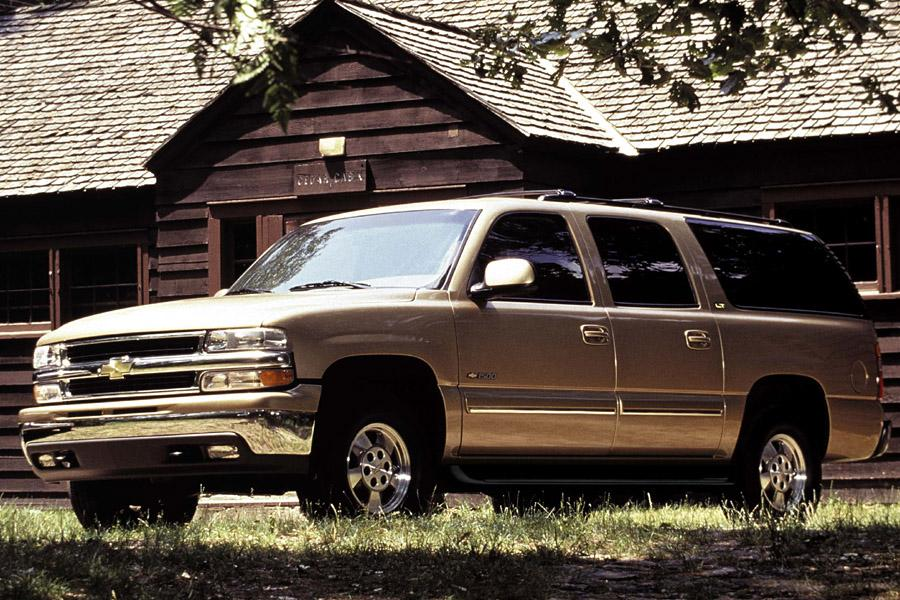 Chevrolet Suburban from 2002
