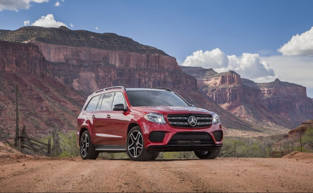The Mercedes-Benz GLS is one of the most reliable large SUVs.