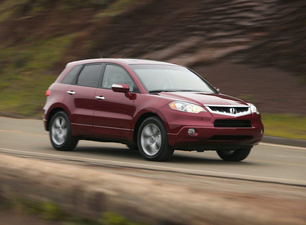 2007 Acura RDX | Acura