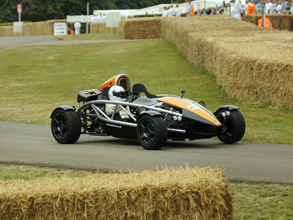 Ariel Atom at 2009 Goodwood Festival of Speed