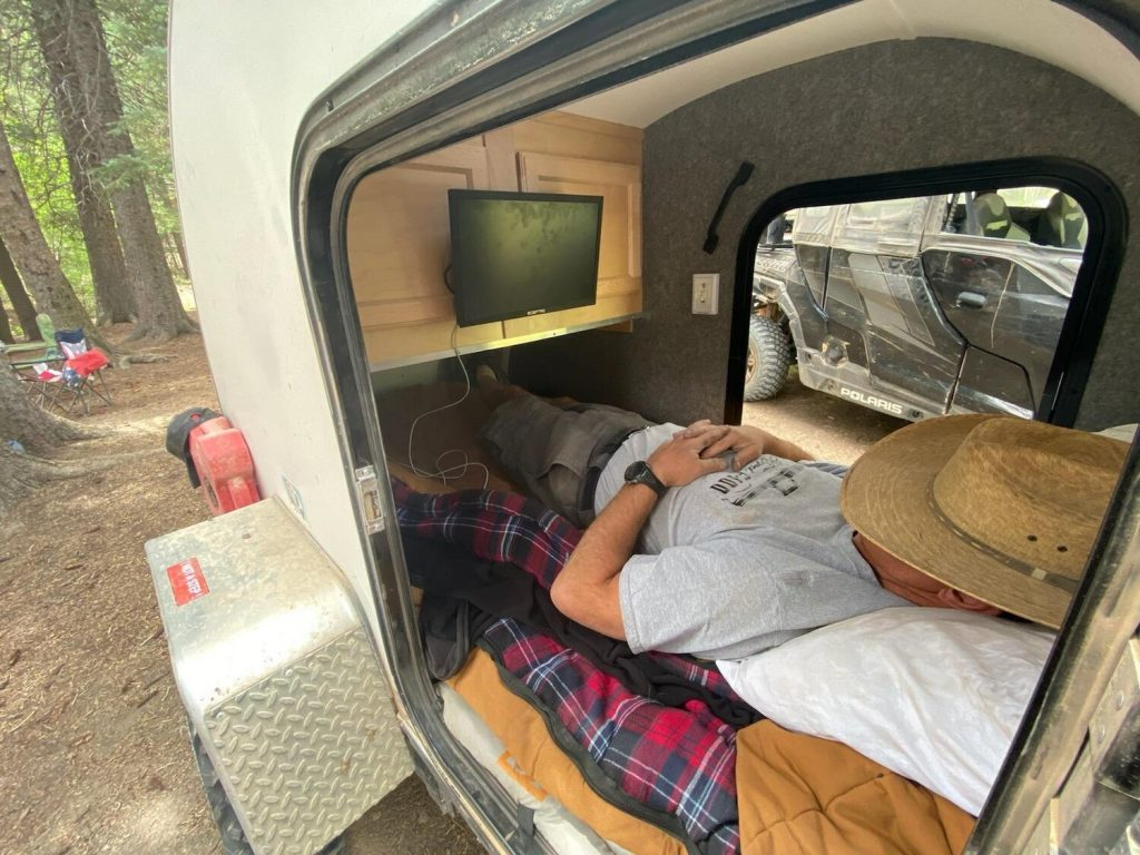 The Boony Stomper camper | Sunnyside Offroad