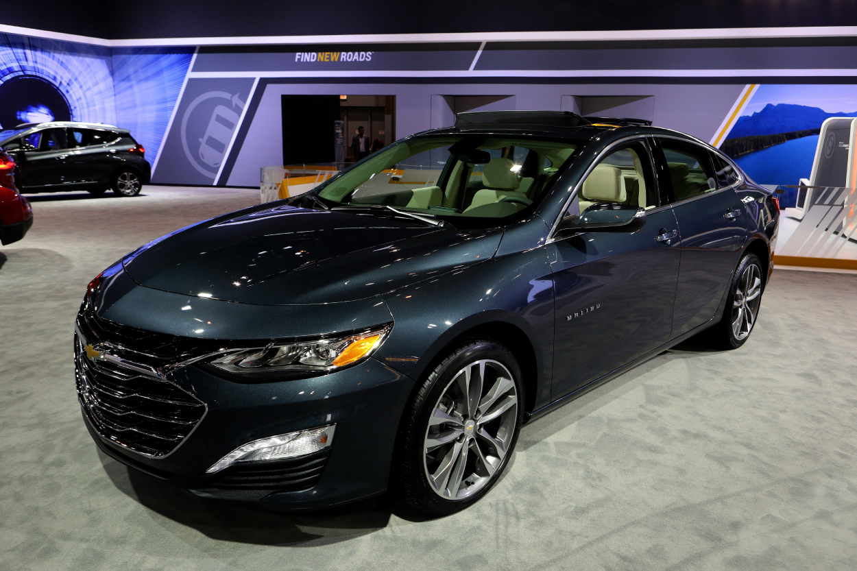 2021 Chevrolet Malibu Review, Pricing, and Specs