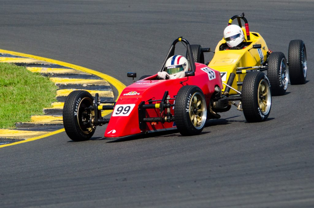Sydney Motorsport Park played host to the New South Wales Motor Race Championships Round 2 qualifying sessions which included Supersports, Sports Sedans, Formula Cars, Improved Production, Formaula Vee and the Veloce Alfa catergory racing.