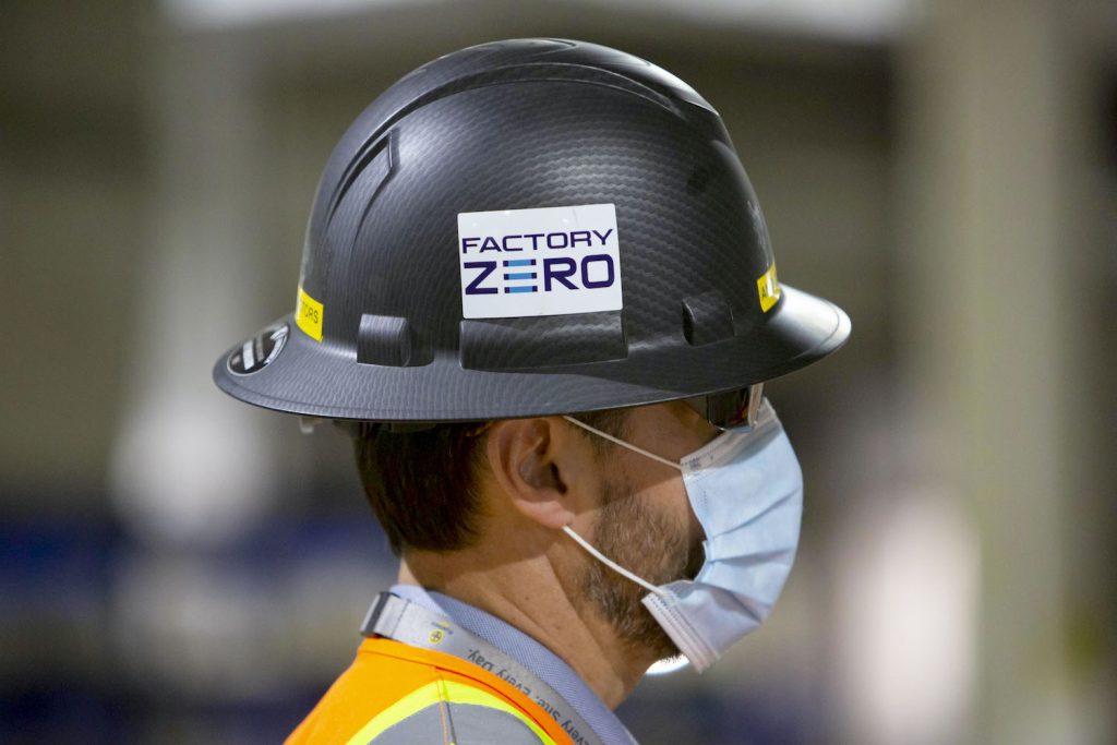 Factory ZERO Worker