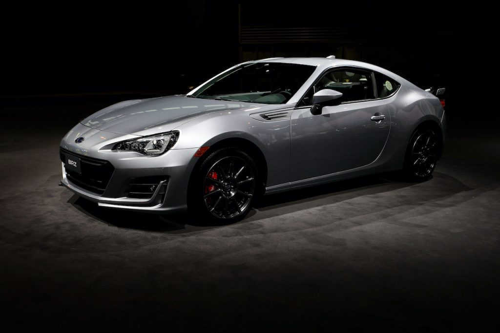 The Subaru BRZ is an affordable sports car.