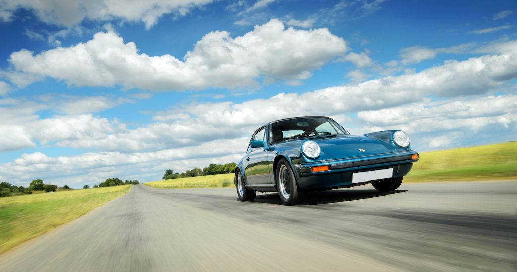 The Porsche 911 is one of the most successful sports cars of all time.