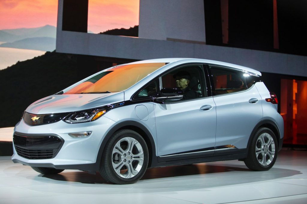 The Chevrolet Bolt EV is one of the cheapest electric vehicles currently on sale.