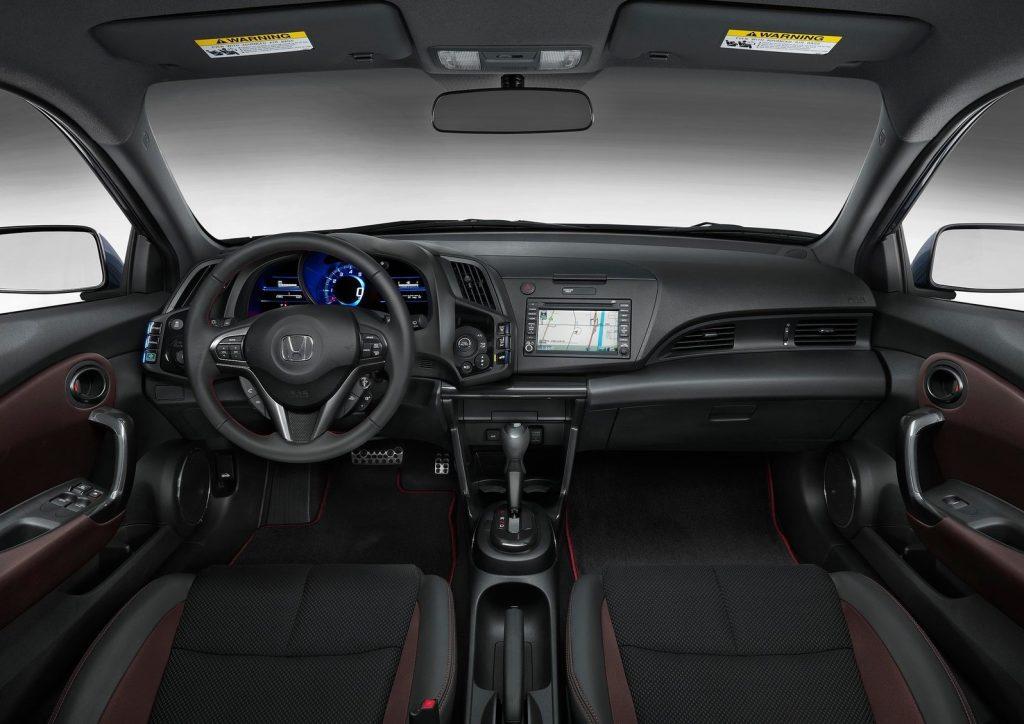 2013 Honda CR-Z Interior