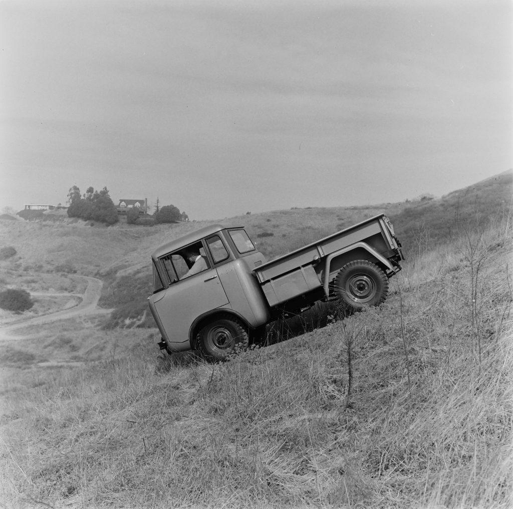 1957 Jeep Pickup FC-150.