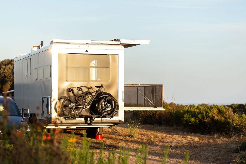 Living Vehicle camper exterior