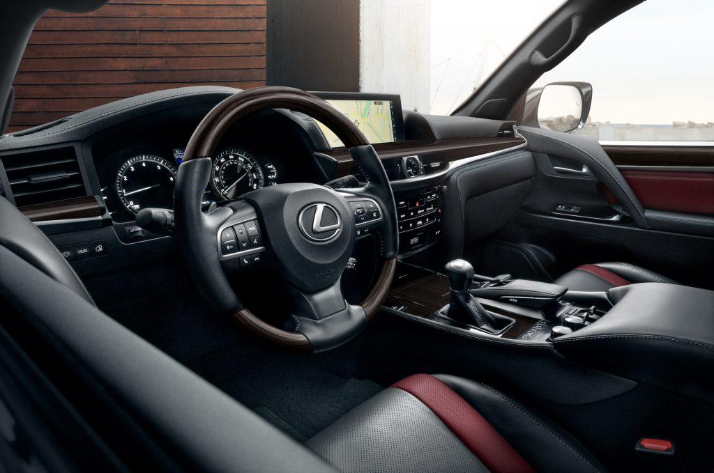 2021 Lexus LX 570 | Lexus media