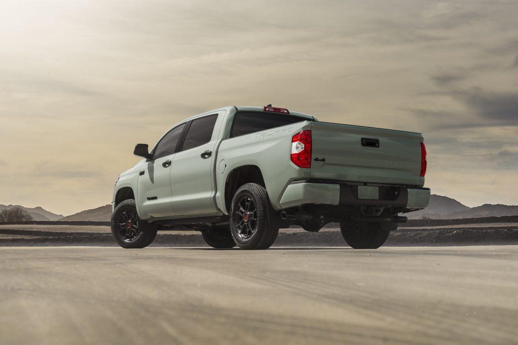 2021 Toyota Tundra TRD Pro | Toyota