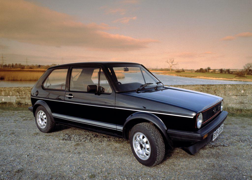1981 Volkswagen Golf Gti Mk1, 2000