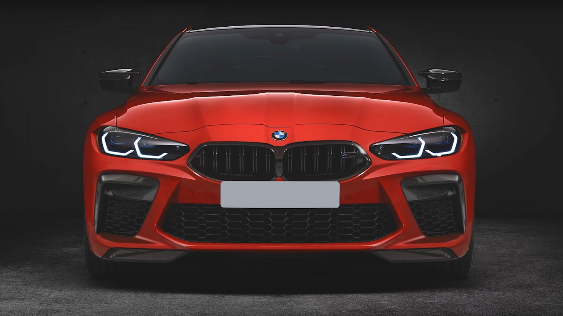 Want A New 2021 BMW M3/M4 But Hate The Grille? Here's The Fix!