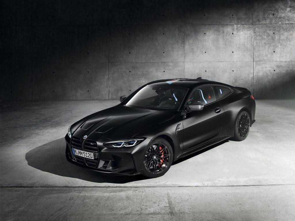 BMW x Kith M4 collaboration