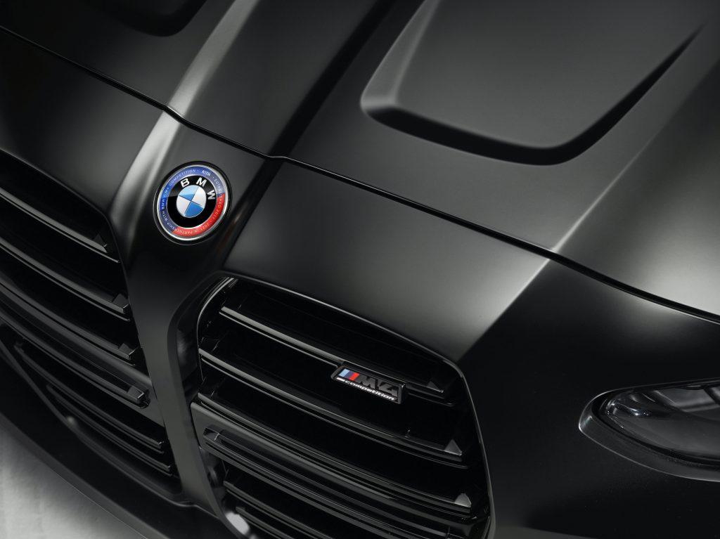 BMW M4 x Kith
