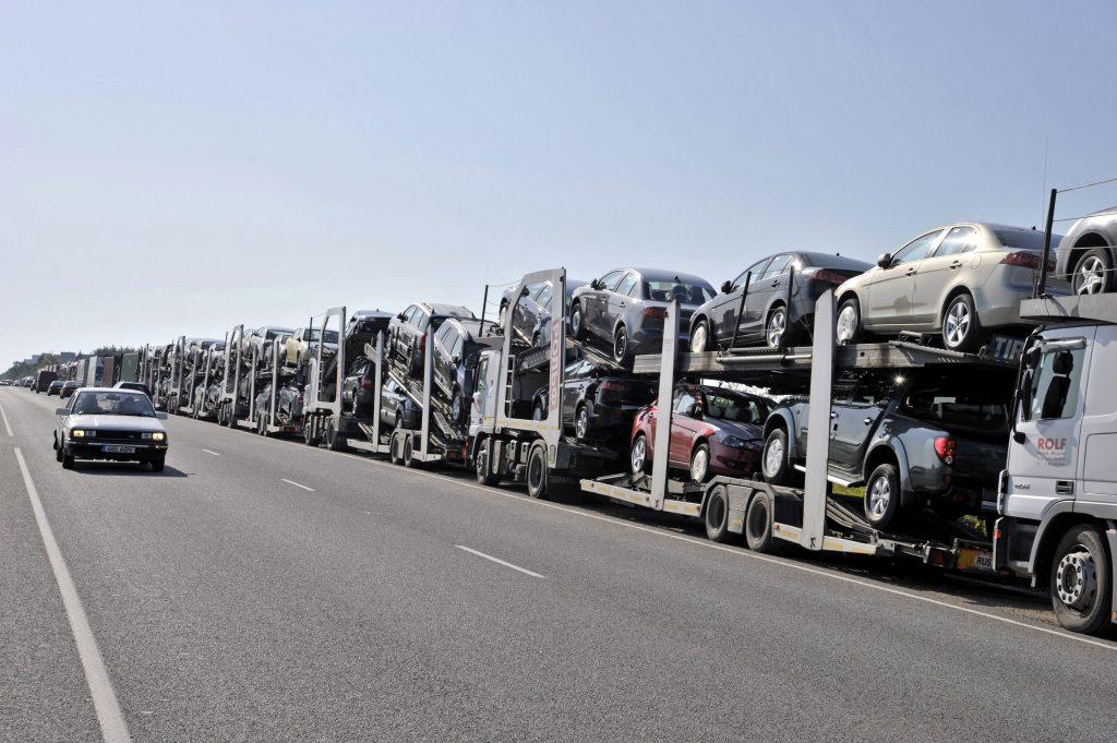 car ship truck