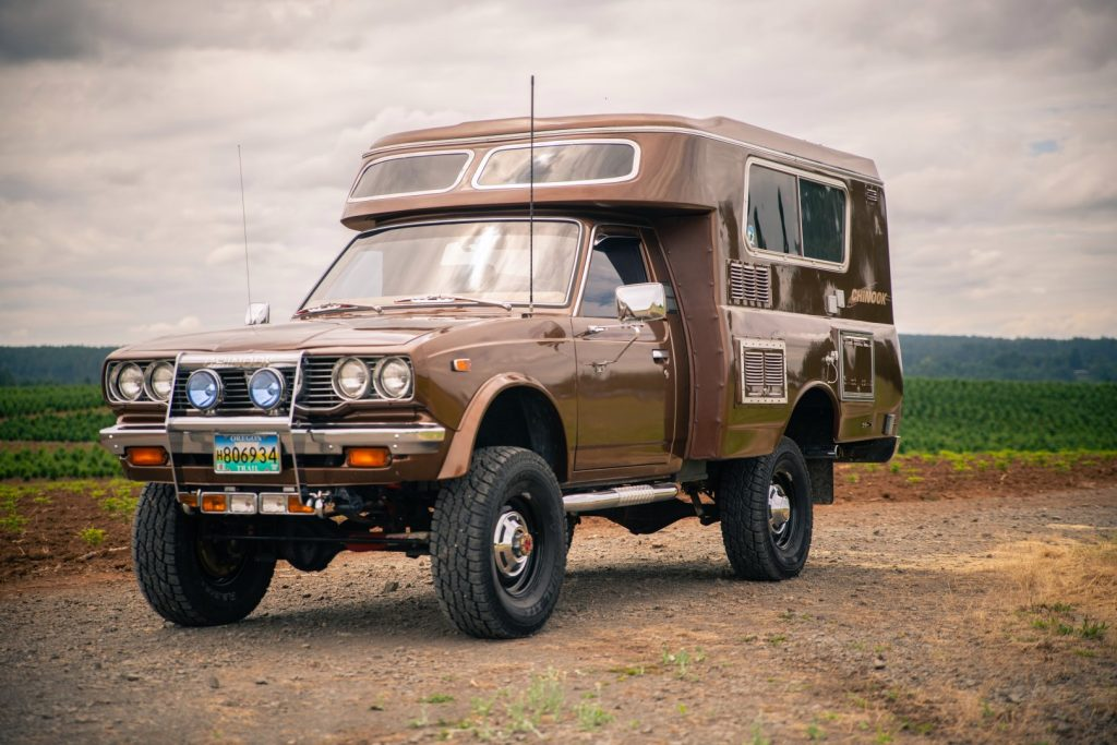 1978 Toyota Chinook | Bring a Trailer, Glotag