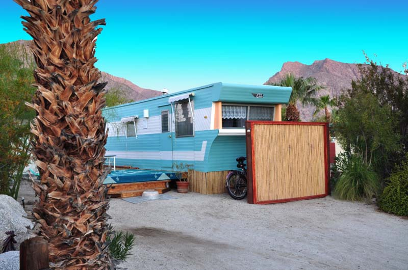 Desert Sands Vintage RV Park RV