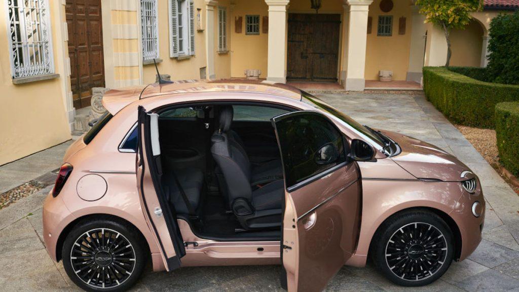 Fiat 500 3+1 | Fiat