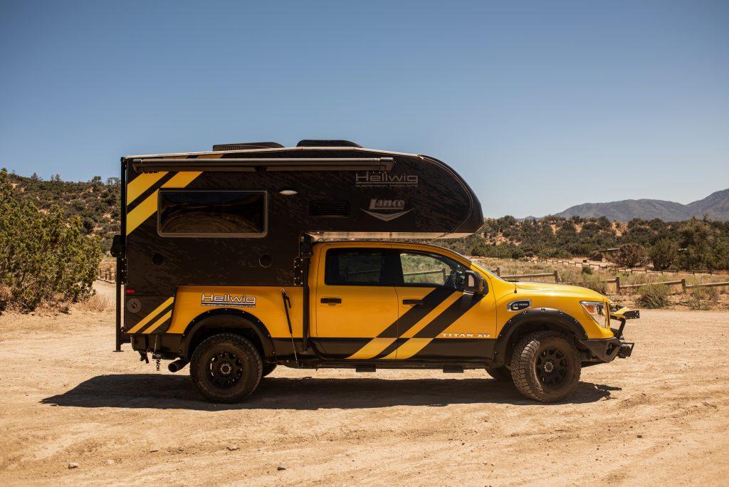 The Ultimate Adventure camper Truck