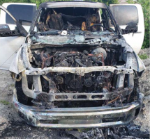 Ram 1500 Goes Up In Flames While Waiting For Recall Fix