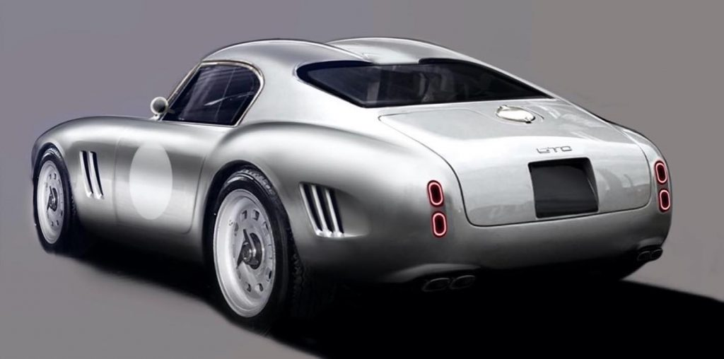 A drawing of the Moderna by GTO Engineering.