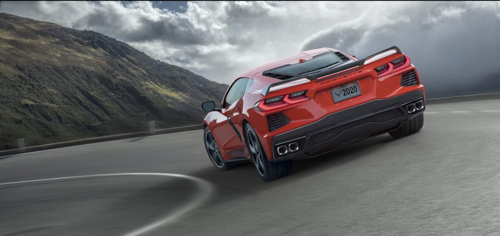 Buying a car such as a Corvette isn't as simple as you might think.