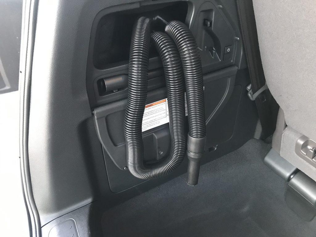 2021 Honda Odyssey HondaVac