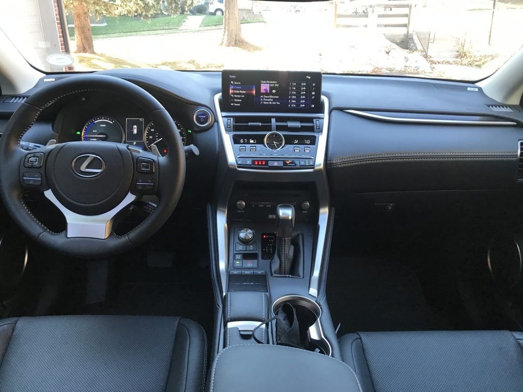 2021 Lexus NX 300h