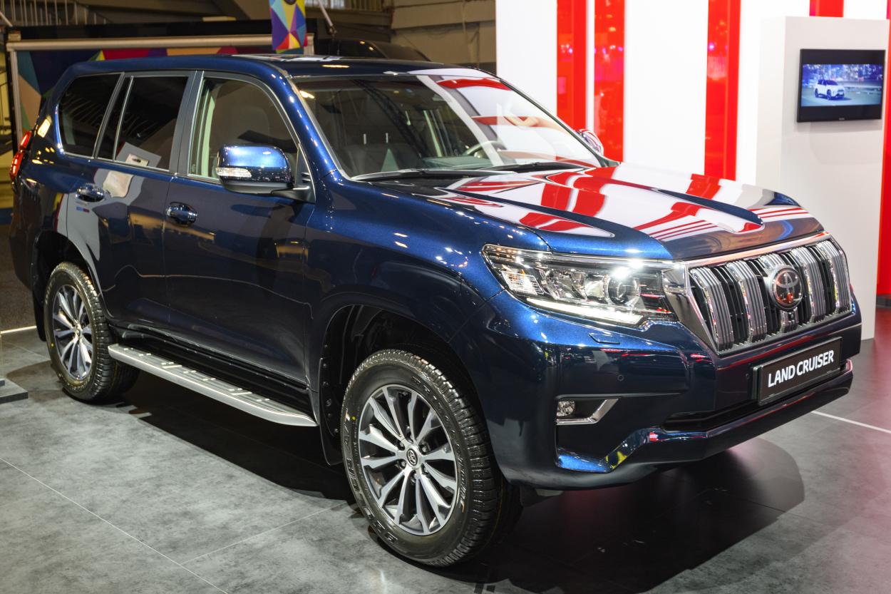 The Most Expensive Toyota Suv Costs As Much As A Luxury Brand