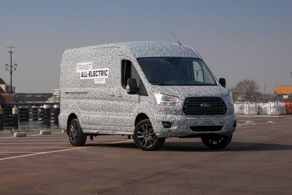 Ford E-Transit Concept