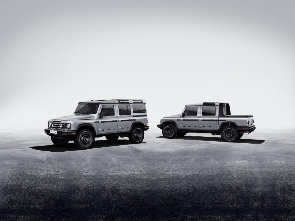 Ineos Grenadier Land Rover Defender partners with Hyundai