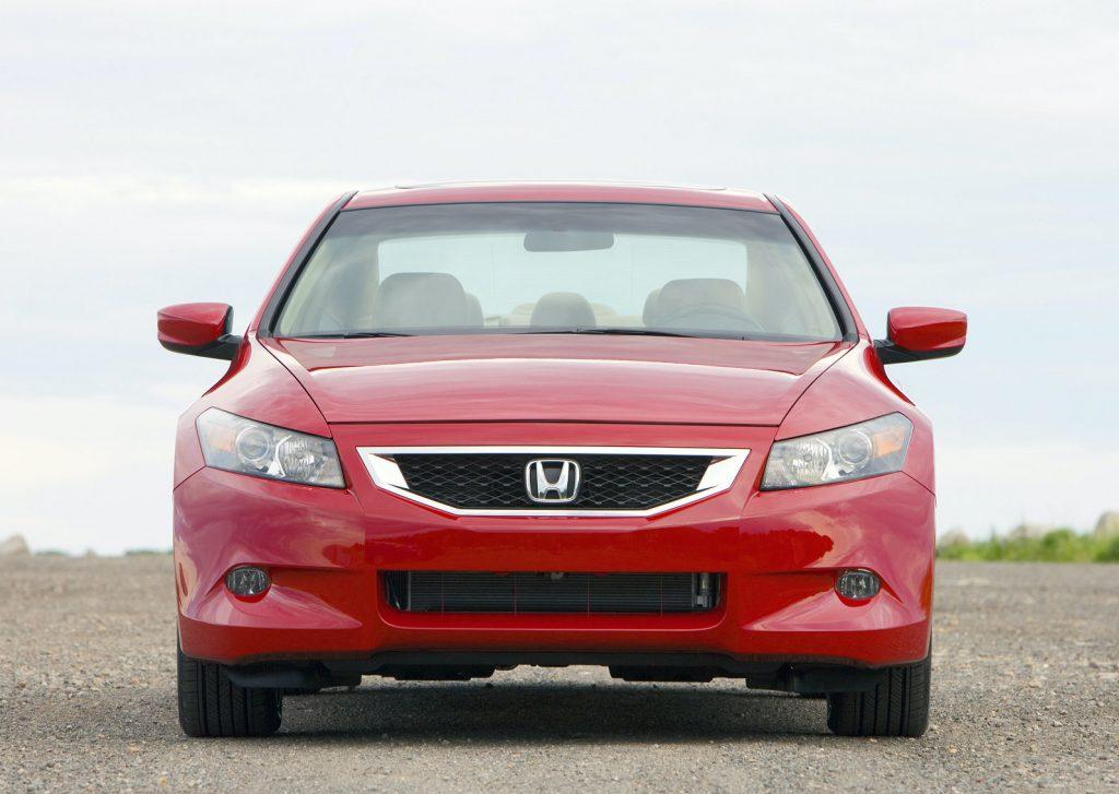 2008 Honda Accord V6 Coupe
