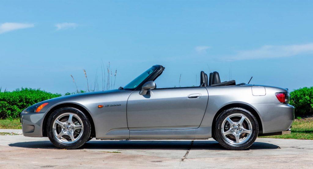 2000 Honda S2000 | Mecum Auctions