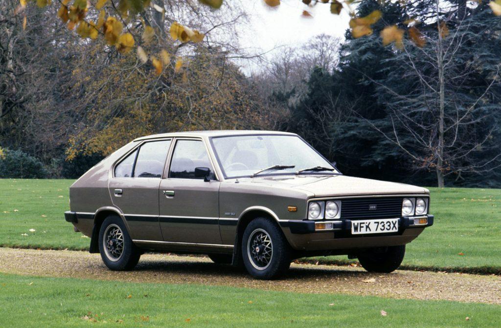 1982 Hyundai Pony 1400