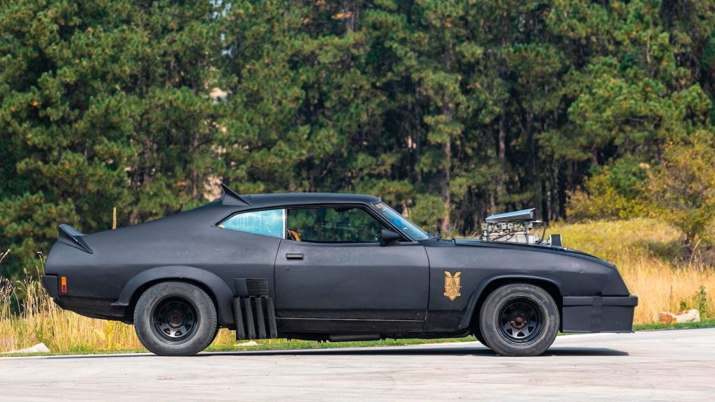 Ford Falcon XB GT Mad Max