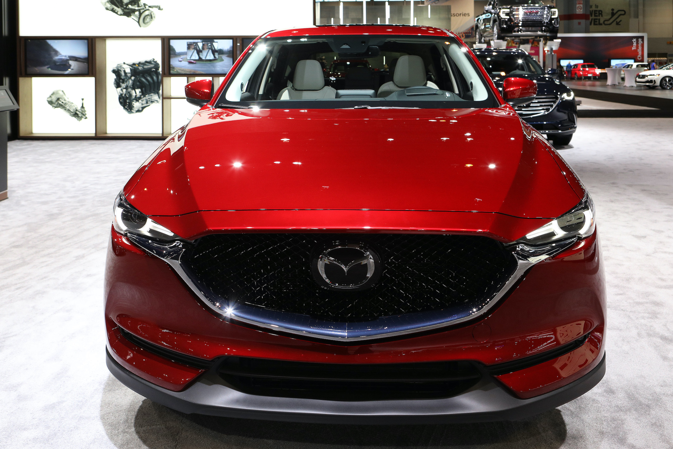 2021 mazda cx-5 vs. cx-9 do you really need the extra space?