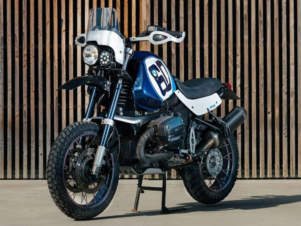 Toma Customs BMW R1150GS