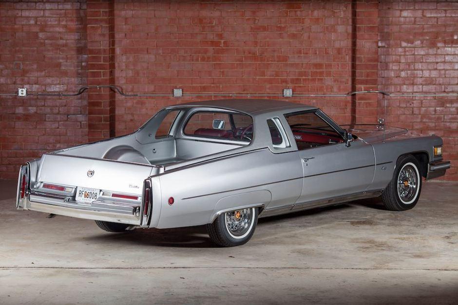 1976 Cadillac Mirage | Bring a Trailer