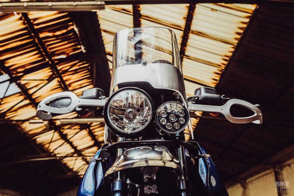 Toma Customs BMW R1150GS | Olivier Truyman ADV Pulse