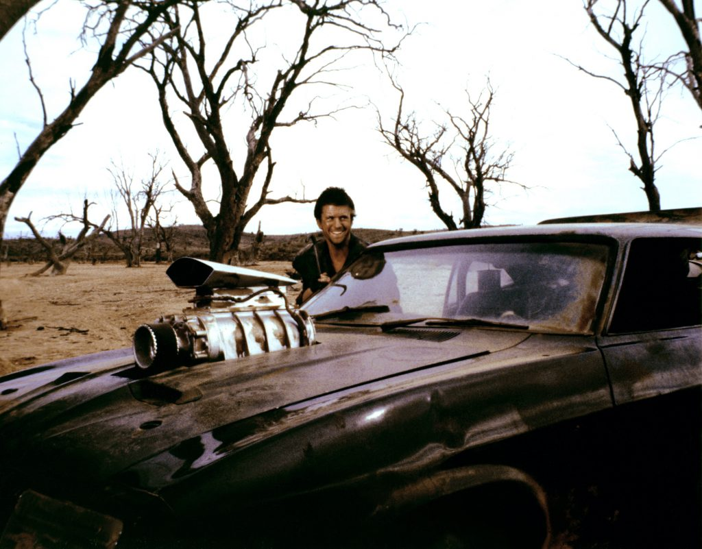 Mad Max Ford Flacon XB GT