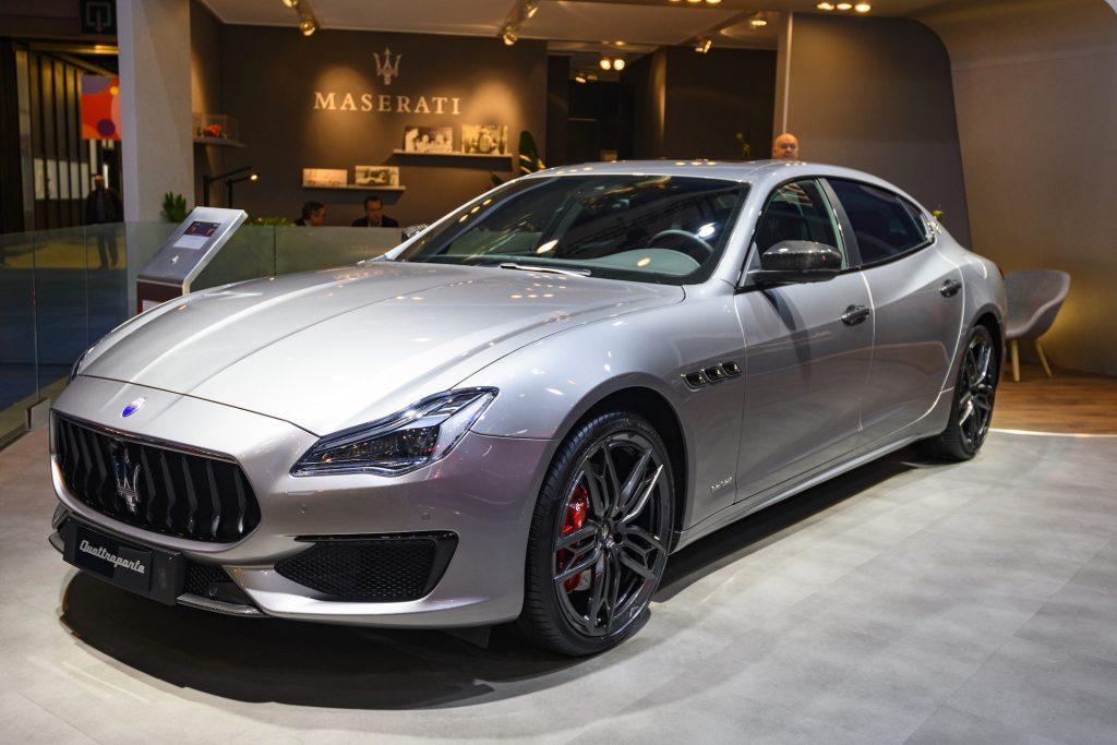 Maserati Quattroporte VI black friday sales
