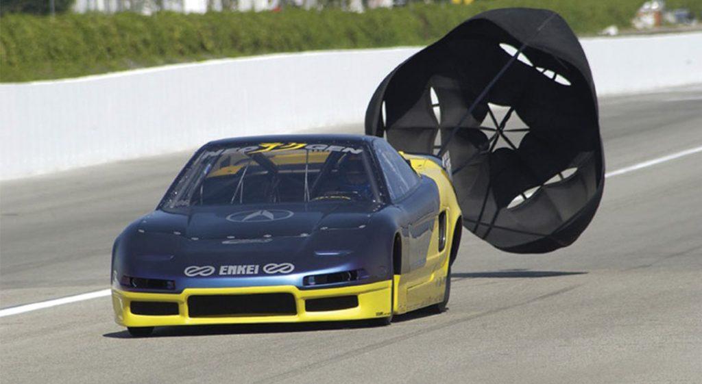 Adam Saruwatari's Acura NSX